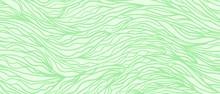 Background With Wavy Stripes. ...