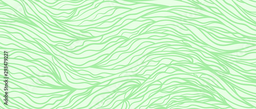 Background with wavy stripes Fototapet