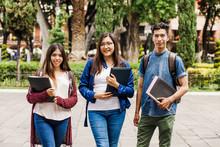 Latin Students Or Hispanic Gro...