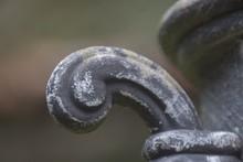 Iron Lamp Details