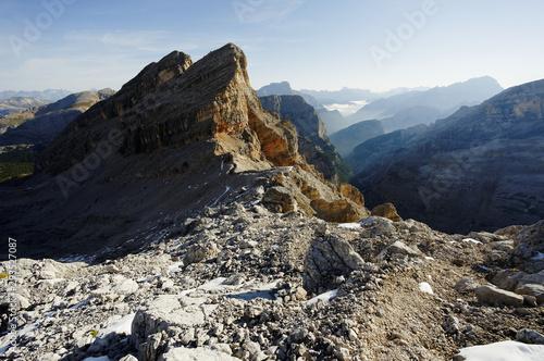 Obraz na plátně  Dolomiti Tre Cime di Lavaredo