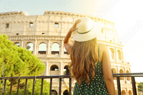 Fotografie, Tablou  Travel in Rome