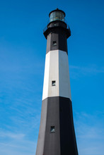 Lighthouse On Tybee Island State Geordgia USA