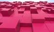 Leinwanddruck Bild - cubes