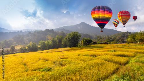 balon-na-gorace-powietrze-nad-zoltym-tarasem