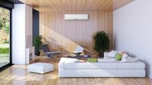 Large Luxury Modern Bright Int...