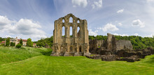 Rievaulx Abbey, English Herita...