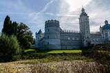 Fototapeta Londyn - Zamek w Krasiczynie