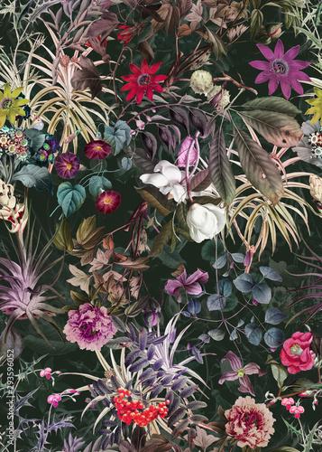 kolorowe-tropikalne-kwiaty