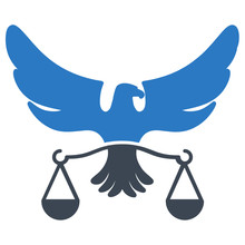 Legal Eagle Balance Justice Cr...