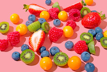 Colourful Summer Fruits