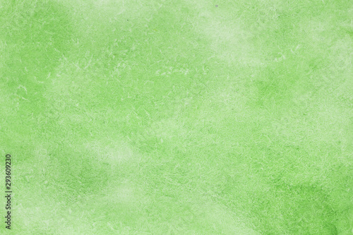 Grunge green abstract watercolour ink backdrop