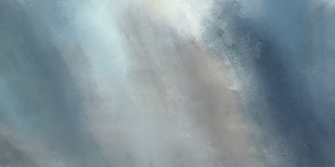 abstract soft grunge texture painting with light slate gray, light gray and pastel blue color and space for text. can be used as wallpaper or texture graphic element