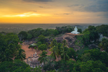 Mihintale In Anuradhapura, Sri...