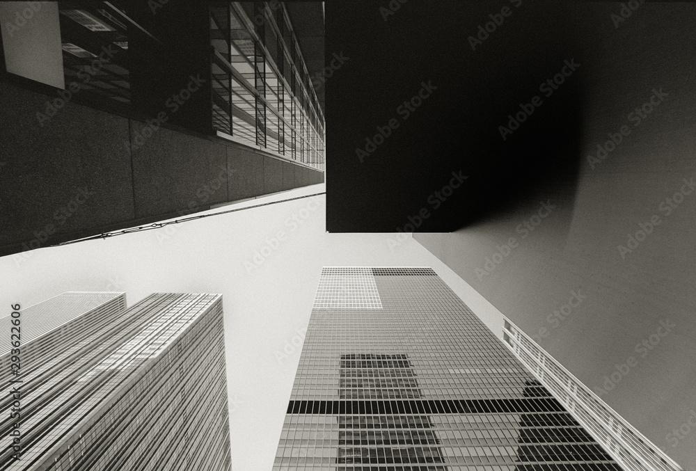 Fototapety, obrazy: skyscrapers in new york