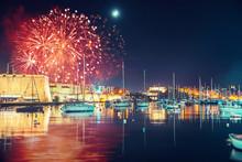 Malta Valletta Night Festival ...