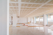 Gypsum Board Ceiling Structure...