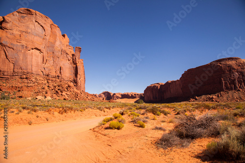 Monument Valley Wallpaper Mural