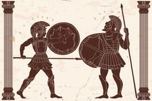 Two Ancient Warriors Achilles ...