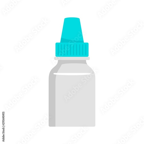 Photo Eye drop bottle icon