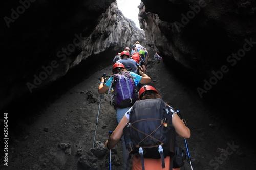 Fotografiet randonnées sur l'Etna