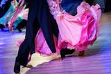 couple dancing standard dance