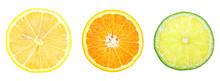 Lemon, Orange And Lime - Slice...