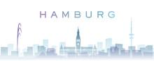 Hamburg Transparent Layers Gra...