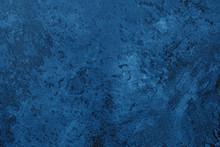 Navy Blue Colored Dark Concret...