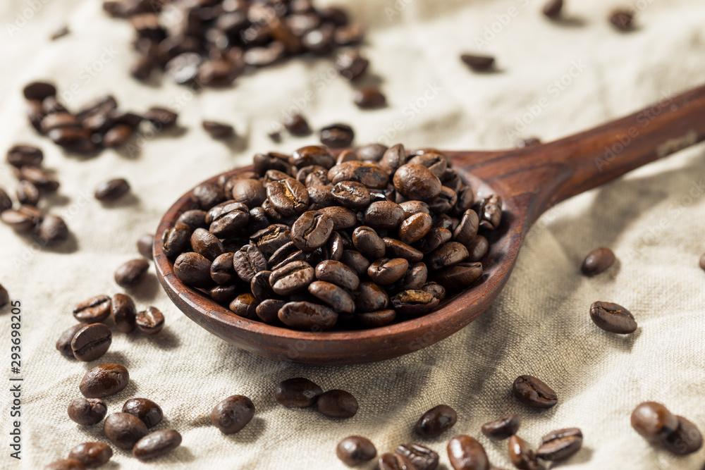 Fototapety, obrazy: Dry Organic Coffee Beans