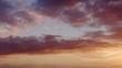 Glorious Sunrise over the Ocean stock footage