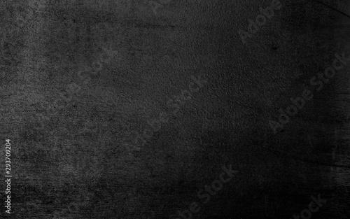 Dark grey black slate stone texture abstract background Fototapet