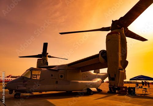 MV-22 Osprey Canvas Print