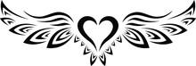 Black And White Tribal Tattoo ...