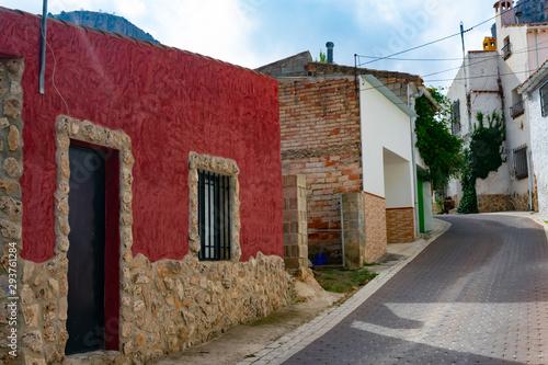 Photo Aldea de Benizar, situado a mas de 800 sobre el nivel del mar , pertenece a Mora