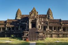 Angkor Wat Temple, The Biggest...