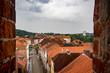 Blick über die Dächer von Mölln