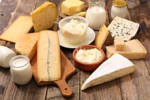 Dairy Product- Cheese, Yogurt,...