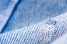 Blue Jeans Fabric Textile Mate...