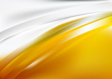 Yellow Abstract Creative Background Design