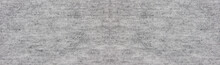 Grey Fabric Background. Empty Light Gray Sweater Texture. Seamless Sew Pattern