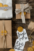 Diy Christmas Gifts Wrapped Wi...