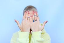 Stylish Female Hands