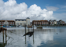 River Arun At High Tide With C...