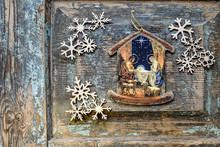 Christmas Decoration: Nativity...