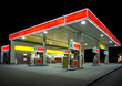 canvas print picture - TAnkstelle