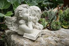 Grave Decoration Angels.