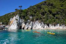 View Of Abel Tasman National Park, New Zealand