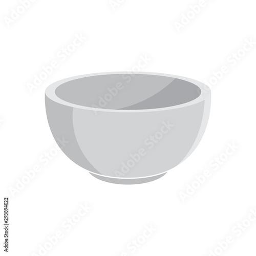 Valokuva bowl isolated on white background