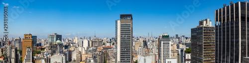 Valokuva  Vista Panorâmica do centro da Cidade de São Paulo, Brasil